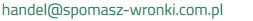 Spomasz Wronki - Коммерческий отдел